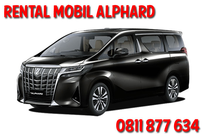 rental mobil Aphard harga murah saungrental