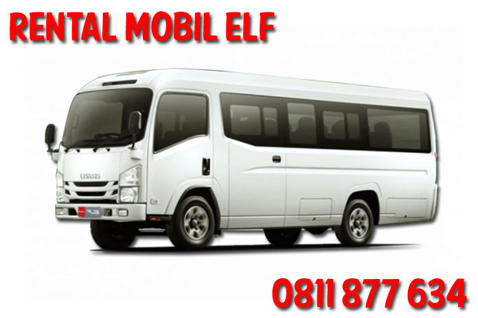 rental mobil Elf harga murah saungrental