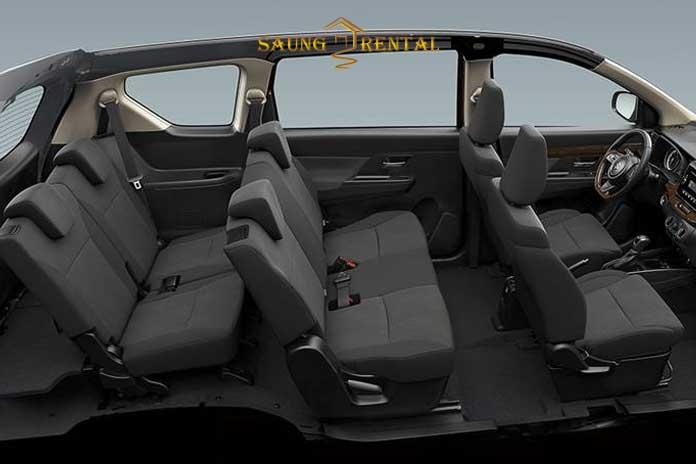 Desain Interior Suzuki Ertiga