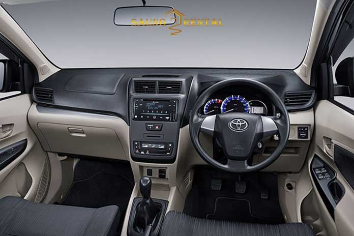 Desain Interior Toyota Avanza
