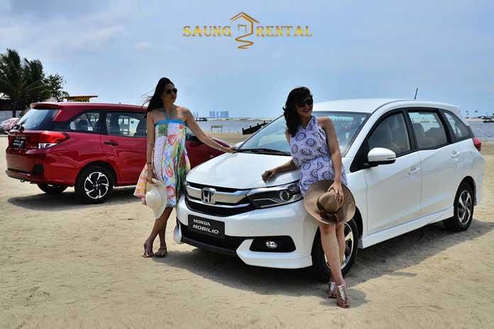 sewa Mobil honda Mobilio Unit Terbaik Aman dan Terpercaya di Jakarta